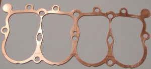 cosworth engine gasket 1.5mm thick water jet cut from sheet