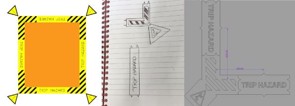 Hazardous area initial concept and design